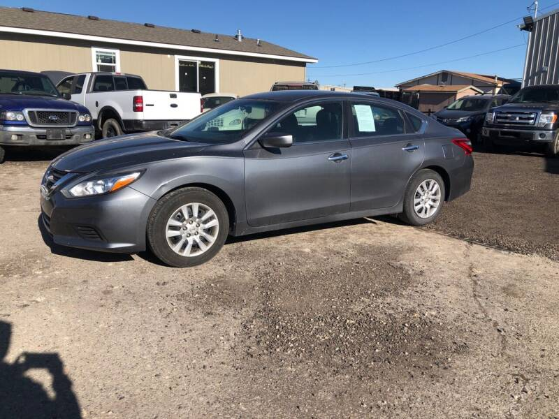 2016 Nissan Altima for sale at Mikes Auto Inc in Grand Junction CO