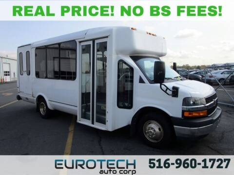 2016 Chevrolet Express Cutaway for sale at EUROTECH AUTO CORP in Island Park NY
