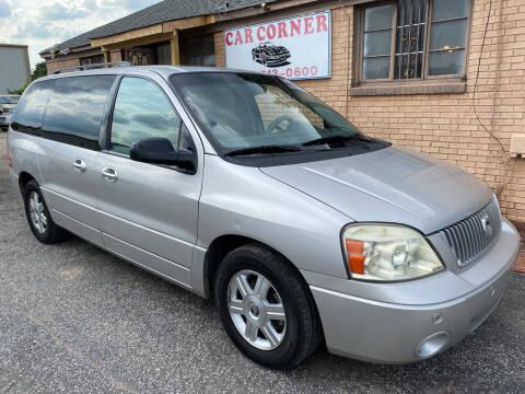2004 Mercury Monterey for sale at Car Corner in Memphis TN