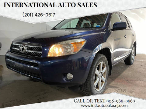 2007 Toyota RAV4 for sale at International Auto Sales in Hasbrouck Heights NJ