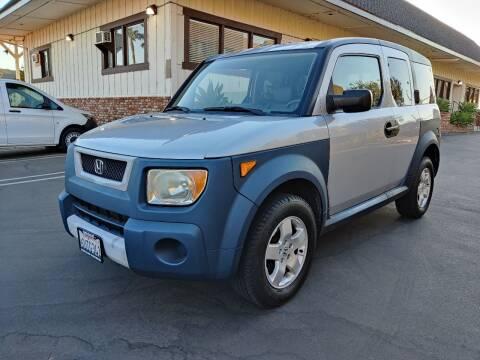 2005 Honda Element for sale at Apollo Auto El Monte in El Monte CA
