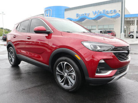 2020 Buick Encore GX for sale at RUSTY WALLACE HONDA in Knoxville TN