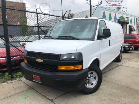 2020 Chevrolet Express Cargo for sale at Newark Auto Sports Co. in Newark NJ