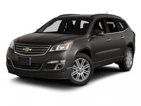 2014 Chevrolet Traverse for sale at GANDRUD CHEVROLET in Green Bay WI