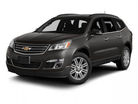 2014 Chevrolet Traverse for sale at Jimmys Car Deals at Feldman Chevrolet of Livonia in Livonia MI