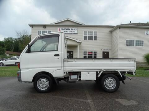1996 Mitsubishi MINI CAB for sale at SOUTHERN SELECT AUTO SALES in Medina OH