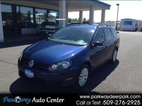 2013 Volkswagen Jetta for sale at PARKWAY AUTO CENTER AND RV in Deer Park WA