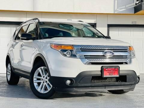 2012 Ford Explorer for sale at Avanesyan Motors in Orem UT