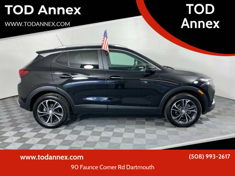 2021 Buick Encore GX for sale at TOD Annex in North Dartmouth MA