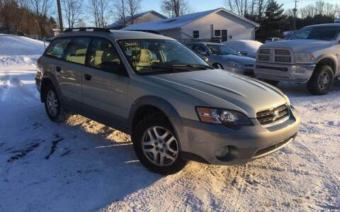 2005 Subaru Outback for sale at Deals On Wheels LLC in Saylorsburg PA
