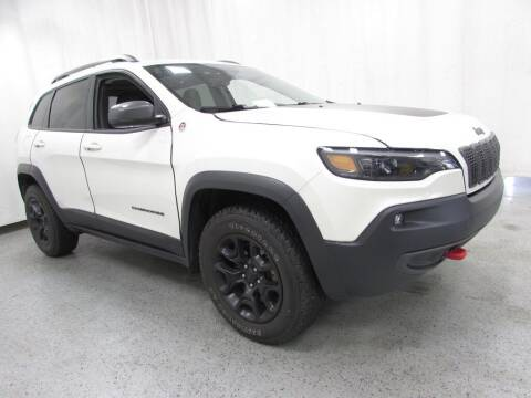 2019 Jeep Cherokee for sale at MATTHEWS HARGREAVES CHEVROLET in Royal Oak MI