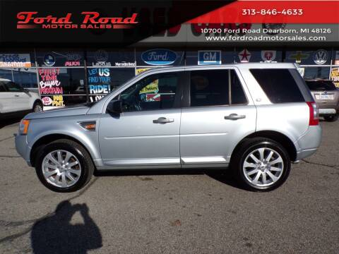 2008 Land Rover LR2 for sale at Ford Road Motor Sales in Dearborn MI