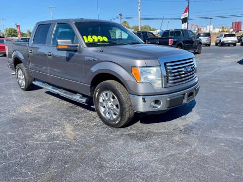 2012 Ford F-150 for sale at Used Car Factory Sales & Service Troy in Troy OH