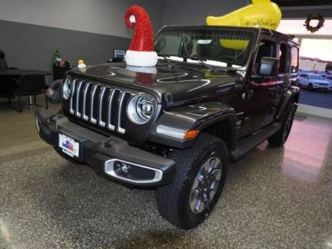 2021 Jeep Wrangler Unlimited for sale at Karmart in Burlington WA