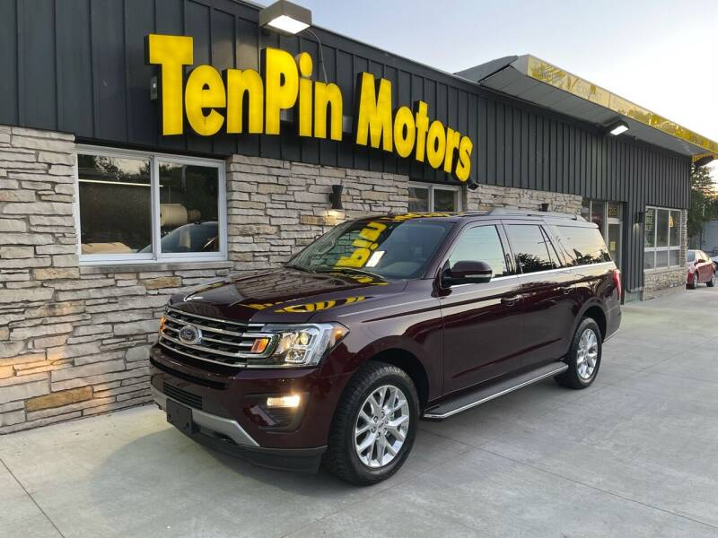 2020 Ford Expedition MAX for sale at TenPin Motors LLC in Fort Atkinson WI