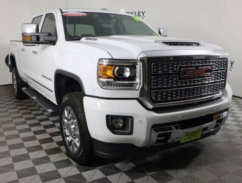 2019 GMC Sierra 2500HD for sale at Markley Motors in Fort Collins CO