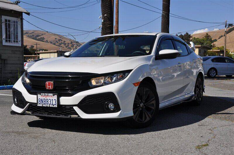 2019 Honda Civic for sale at AMC Auto Sales, Inc. in Fremont CA