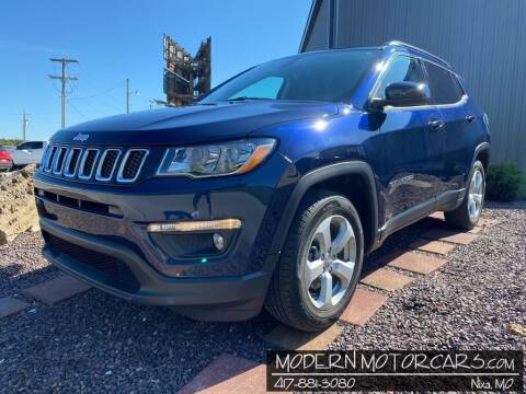 2018 Jeep Compass for sale at Modern Motorcars in Nixa MO
