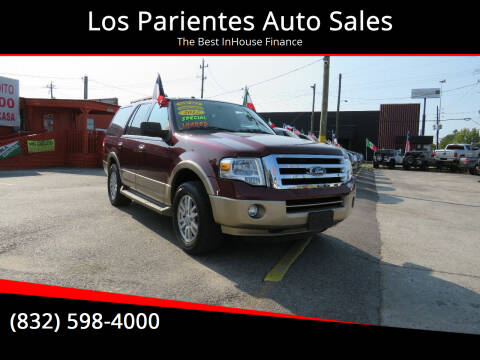 2012 Ford Expedition for sale at Los Parientes Auto Sales in Houston TX