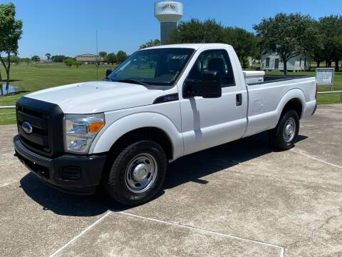 2012 Ford F-350 Super Duty for sale at M A Affordable Motors in Baytown TX