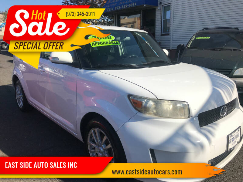 2008 Scion xB for sale at EAST SIDE AUTO SALES INC in Paterson NJ
