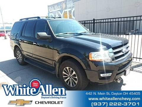 2016 Ford Expedition for sale at WHITE-ALLEN CHEVROLET in Dayton OH