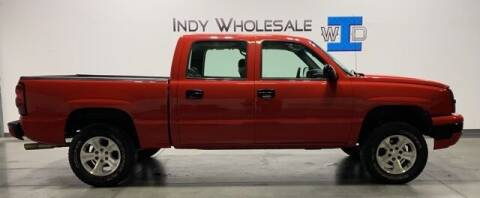 2005 Chevrolet Silverado 1500 for sale at Indy Wholesale Direct in Carmel IN