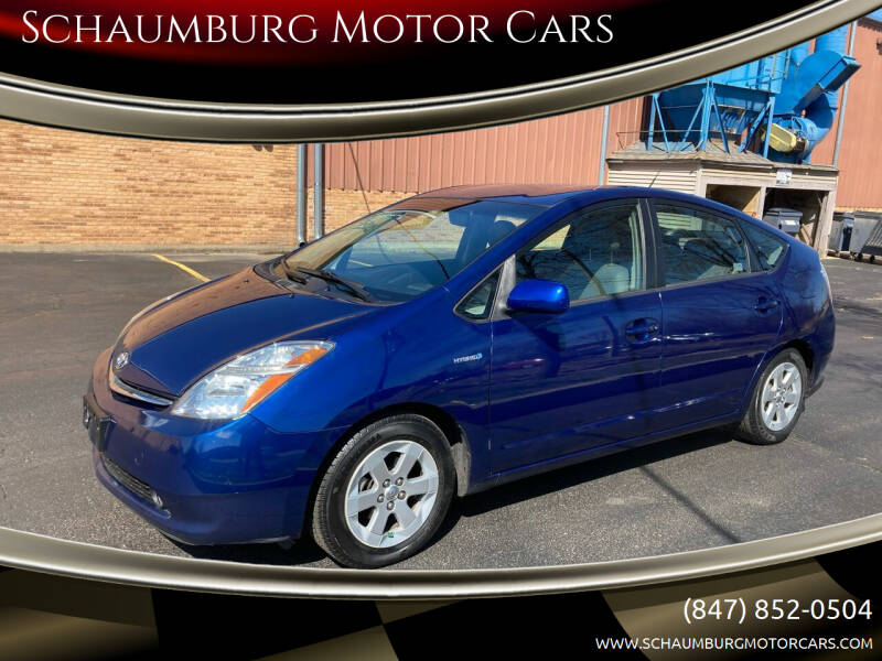 2008 Toyota Prius for sale at Schaumburg Motor Cars in Schaumburg IL