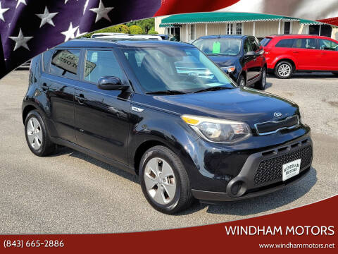 2015 Kia Soul for sale at Windham Motors in Florence SC