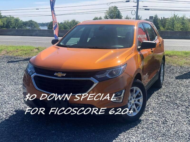 2018 Chevrolet Equinox for sale at A&M Auto Sale in Edgewood MD