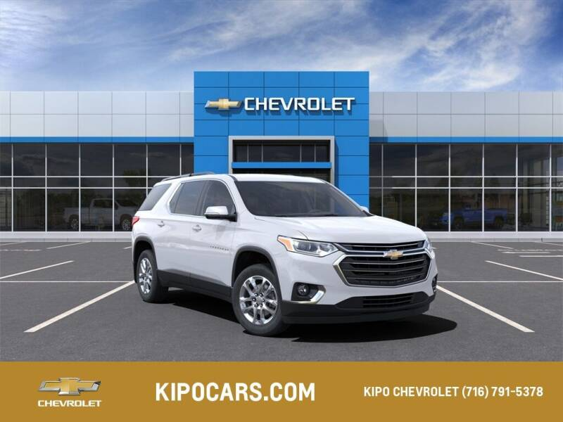 2021 Chevrolet Traverse for sale in Ransomville, NY