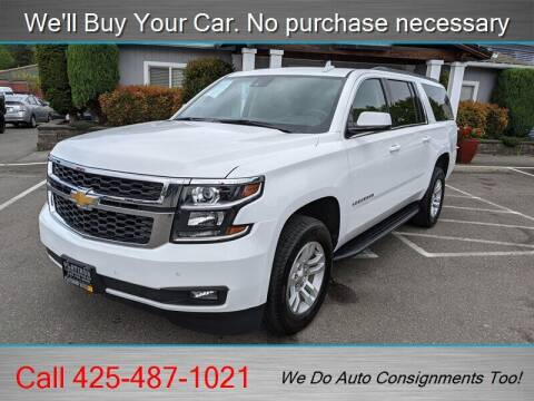 2020 Chevrolet Suburban for sale at Platinum Autos in Woodinville WA