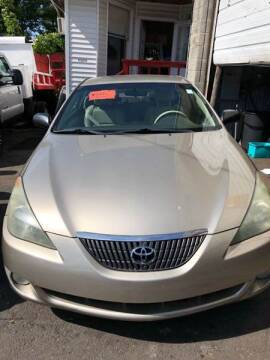 2004 Toyota Camry Solara for sale at Drive Deleon in Yonkers NY
