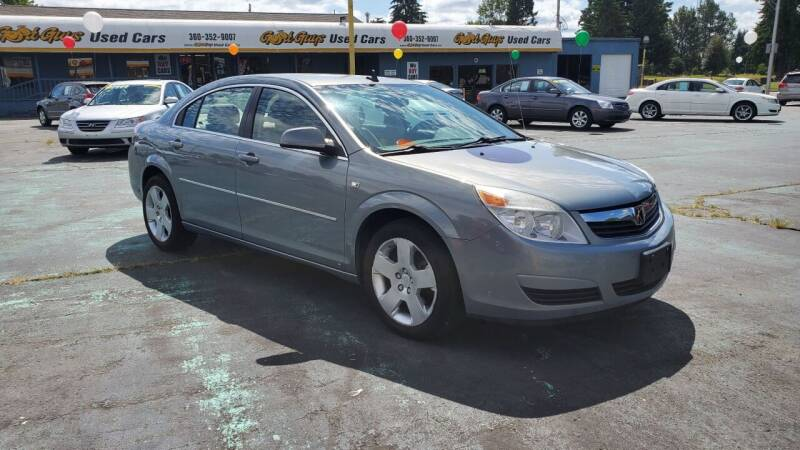 2008 Saturn Aura for sale at Good Guys Used Cars Llc in East Olympia WA
