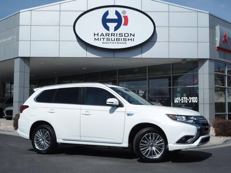 2021 Mitsubishi Outlander PHEV for sale in Sandy, UT