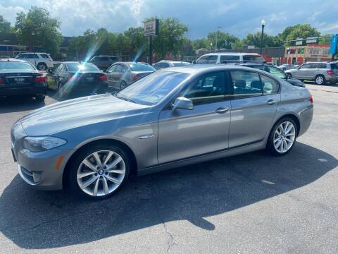 2012 BMW 5 Series for sale at BWK of Columbia in Columbia SC