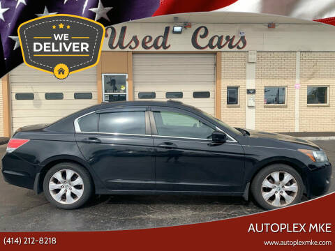 2009 Honda Accord for sale at Autoplex MKE in Milwaukee WI
