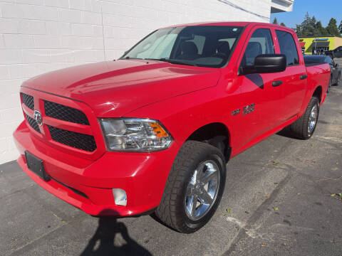 2015 RAM Ram Pickup 1500 for sale at APX Auto Brokers in Edmonds WA