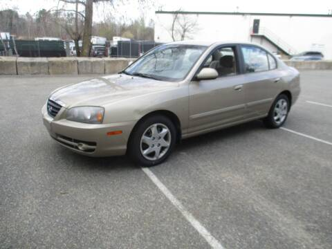 2006 Hyundai Elantra for sale at Route 16 Auto Brokers in Woburn MA