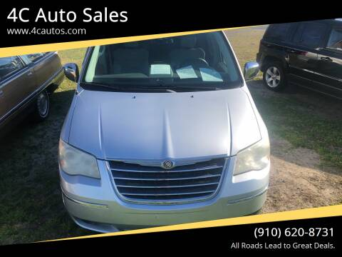 2008 Chrysler Town and Country for sale at 4C Auto Sales in Wilmington NC