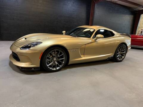 2017 Dodge Viper for sale at American Classic Car Sales in Sarasota FL