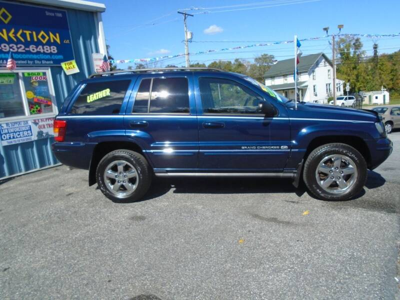 2004 Jeep Grand Cherokee Overland 4WD 4dr SUV - Etters PA