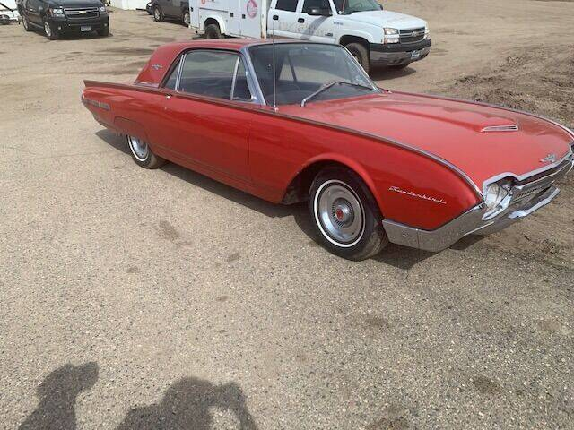 1962 Ford Thunderbird for sale at Four Boys Motorsports in Wadena MN