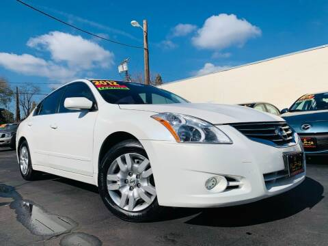 2012 Nissan Altima for sale at Alpha AutoSports in Roseville CA