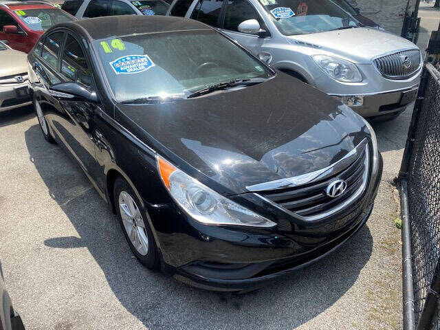 2014 Hyundai Sonata for sale at ARXONDAS MOTORS in Yonkers NY