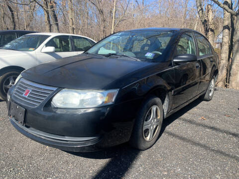 2005 Saturn Ion for sale at LONGWOOD MOTORS in Stockholm NJ