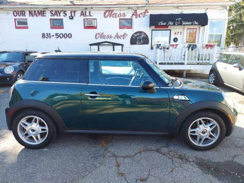 2007 MINI Cooper for sale at Class Act Motors Inc in Providence RI