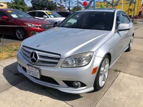 2008 Mercedes-Benz C-Class for sale at Plaza Auto Sales in Los Angeles CA