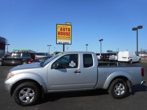 2010 Nissan Frontier for sale at AUTO HOUSE WAUKESHA in Waukesha WI