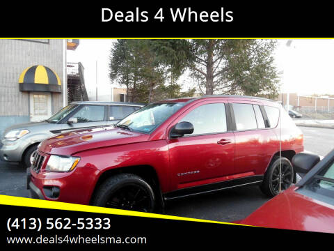 2012 Jeep Compass for sale at Deals 4 Wheels in Westfield MA